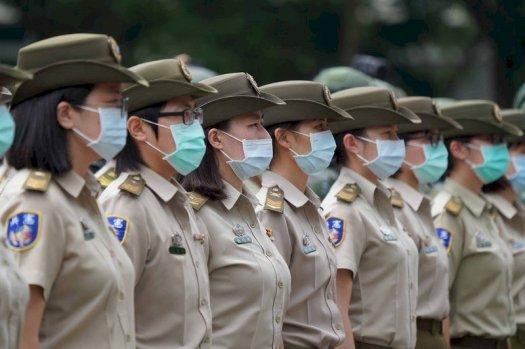 Maskennachfrage aus dem Ausland steigt