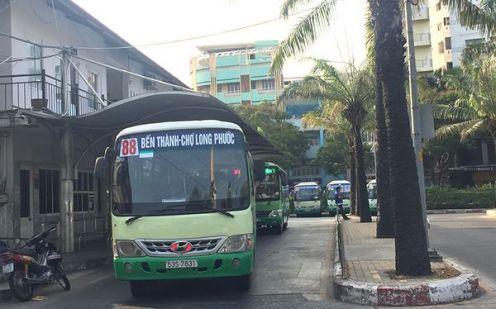 Thành phố Hồ Chí Minh tạm dừng hoạt động xe buýt kể từ ngày 20-6.