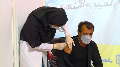 Rund 38 Mio. Iraner erhalten die zweite Dosis des Corona-Impfstoffs