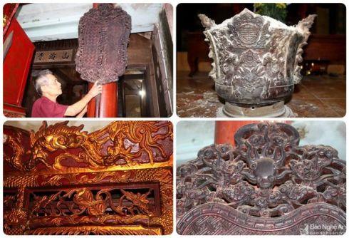 Với vẻ đẹp cổ kính và những giá trị lịch sử to lớn, chùa Sơn Hải đã được công nhận là Di tích Lịch sử - Văn hóa cấp tỉnh năm 2020._1292021